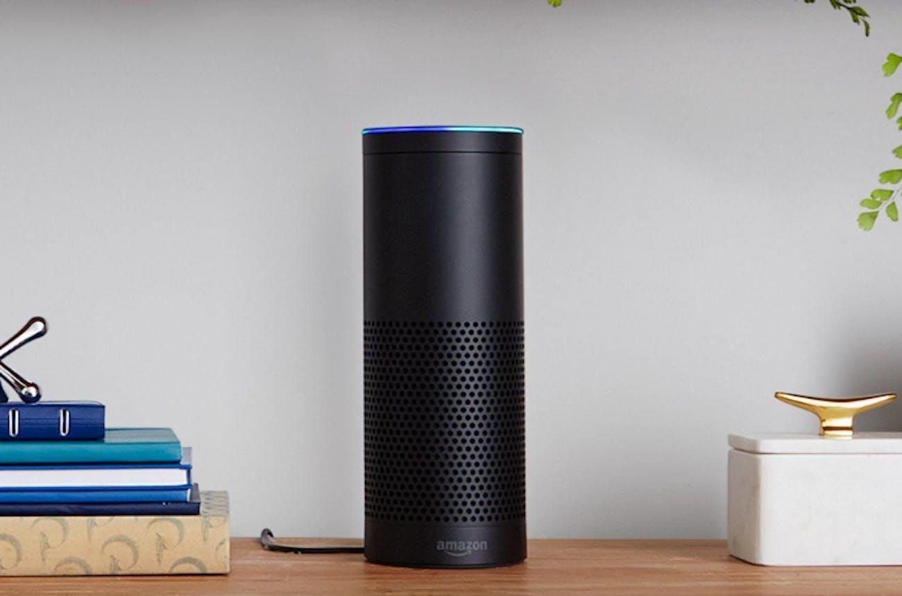 Amazon Echo with Alexa Voice Service