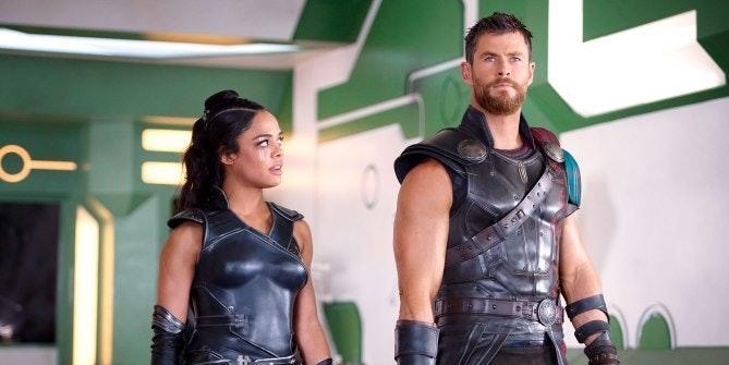 Thor Will Be a Shameless Valkyrie Fanboy in 'Ragnarok'