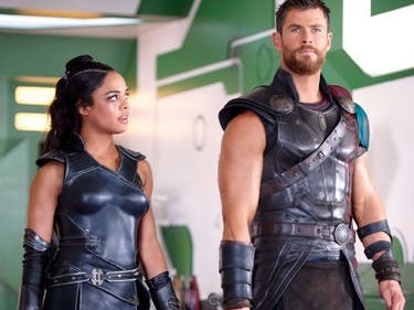 Thor Will Be a Shameless Valkyrie Fanboy in 'Ragnarok'