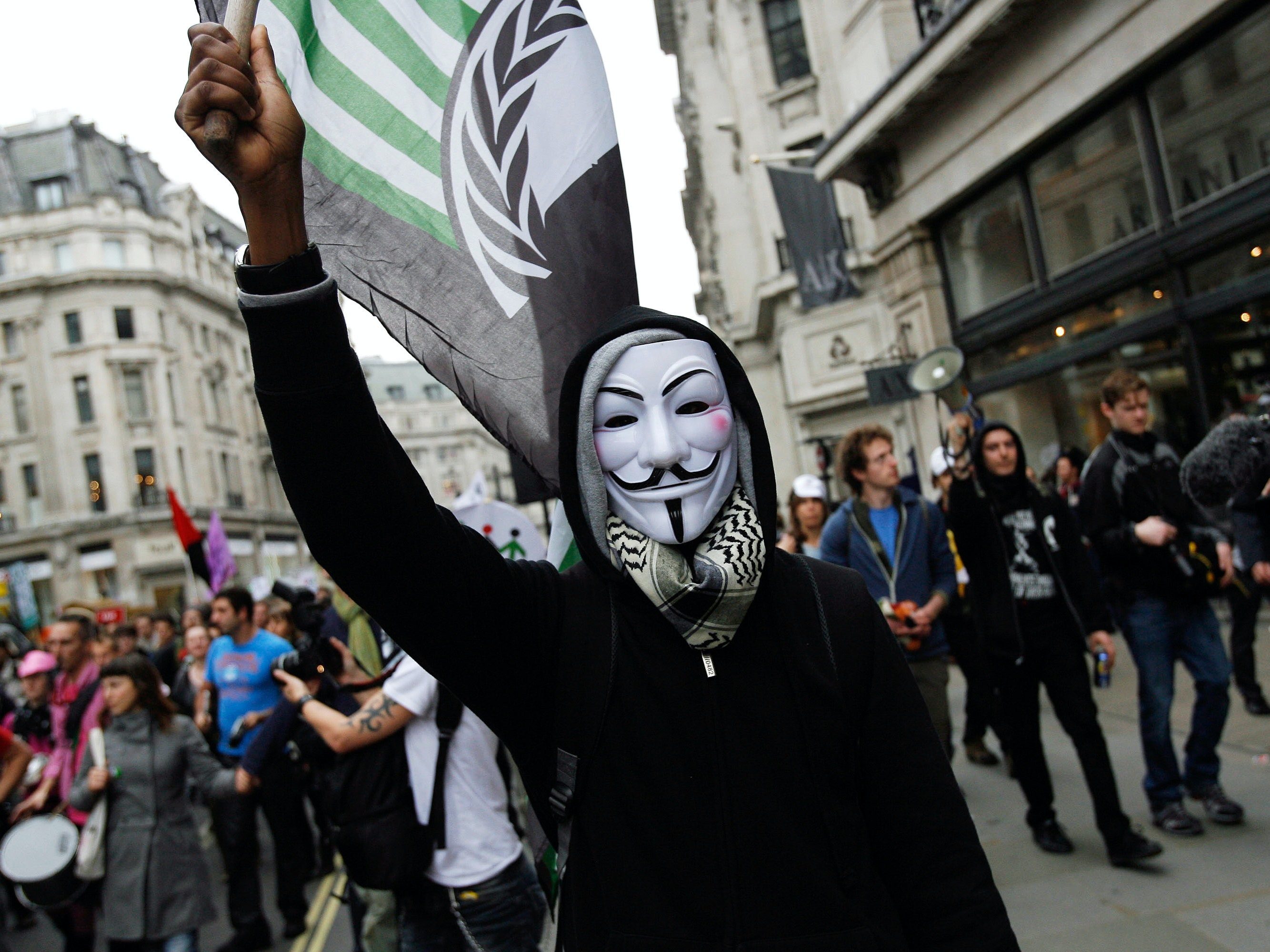 Guy Fawkes Day Presents Security Issues in London