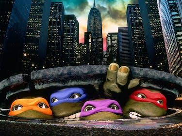 1990's 'Teenage Mutant Ninja Turtles' and Multi-Generational Appeal