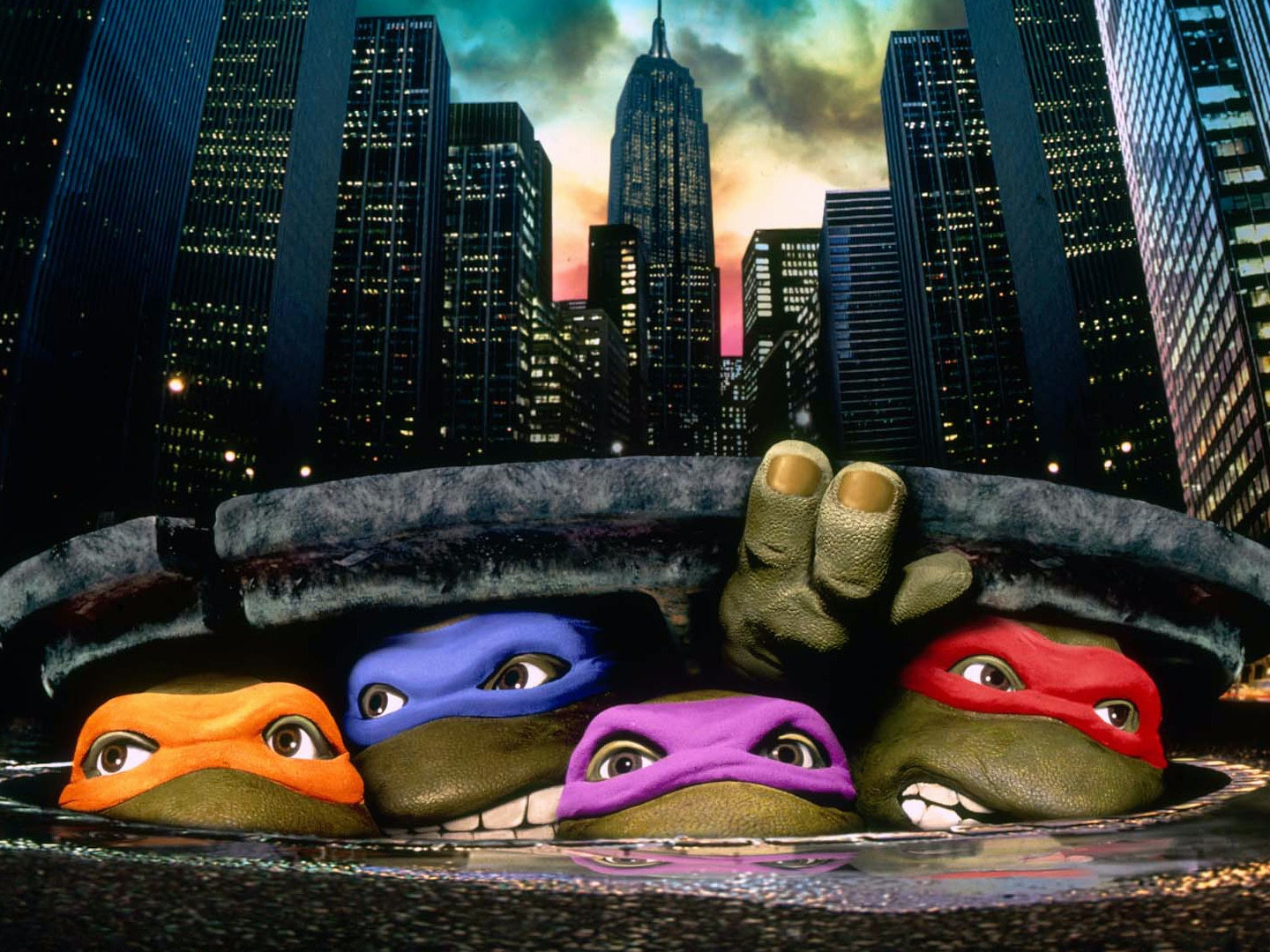 1990's 'Teenage Mutant Ninja Turtles' and Multi-Generational Appeal