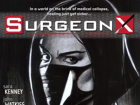'Surgeon X' Comic Book Imagines a World Without Antibiotics