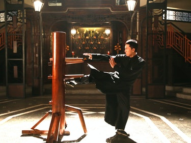 Costco Is Selling Those 'Ip Man' Wooden Kung-Fu Training Dummies in Japan