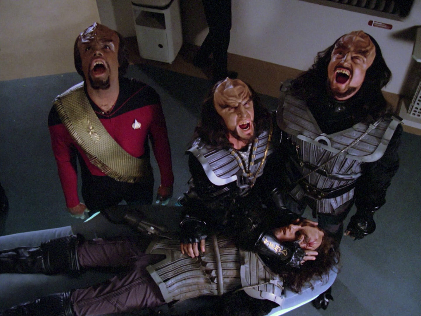 Klingon Linguist Shows How Humans and Klingons Are Related