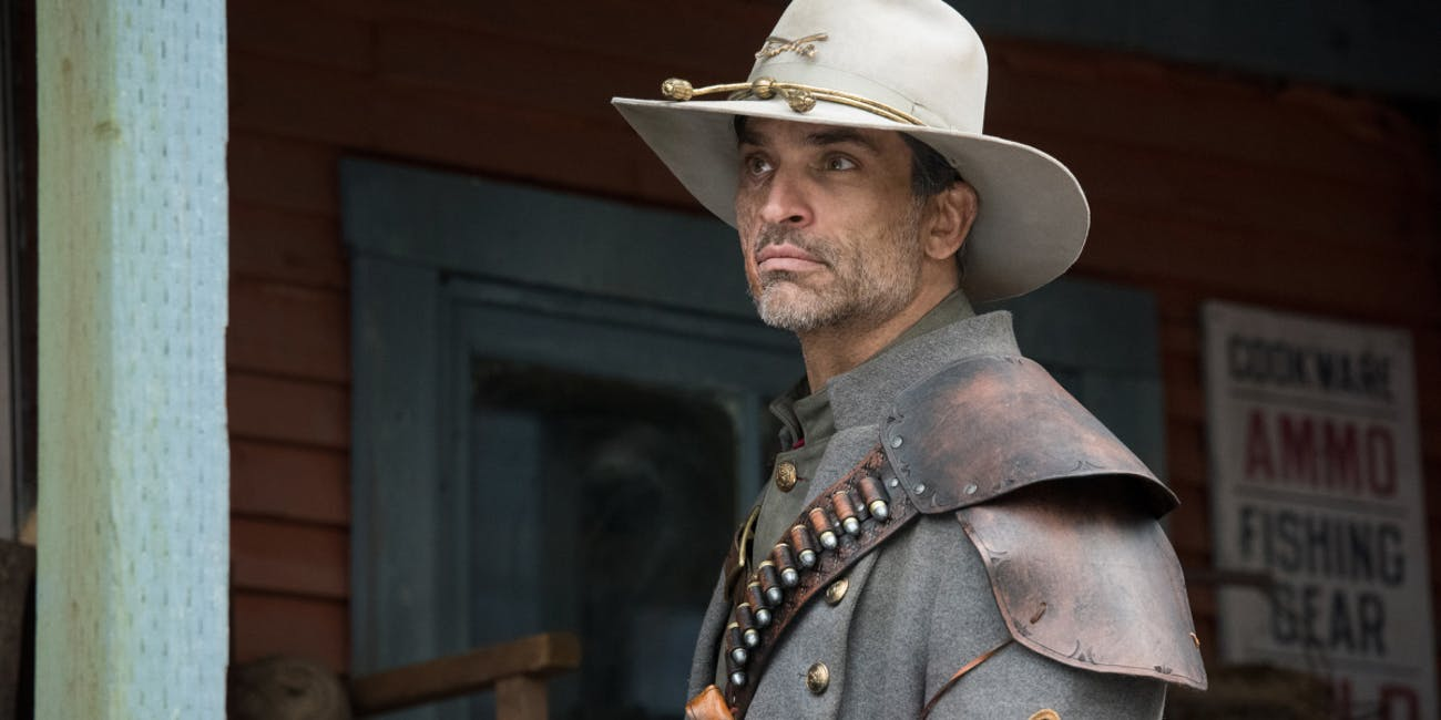 Jonah Hex Legends of Tomorrow Season 3