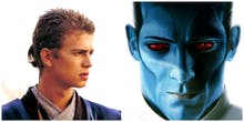 Grand Admiral Thrawn Name-Dropped Anakin Skywalker to Get a Job