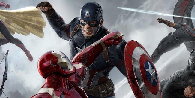 Marvel Phase 4 Civil War