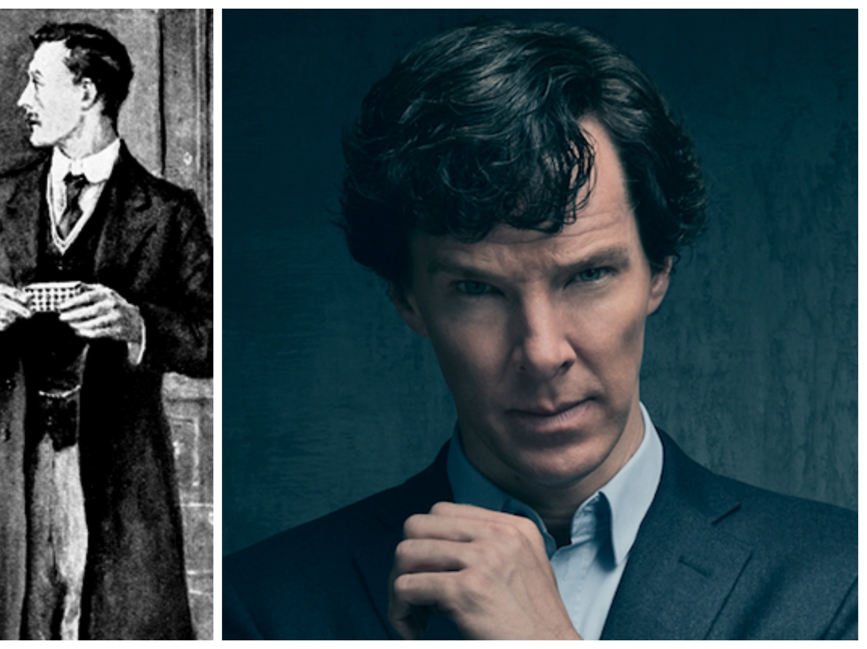 Watch for These 4 Classic Book References in 'Sherlock' Season 4