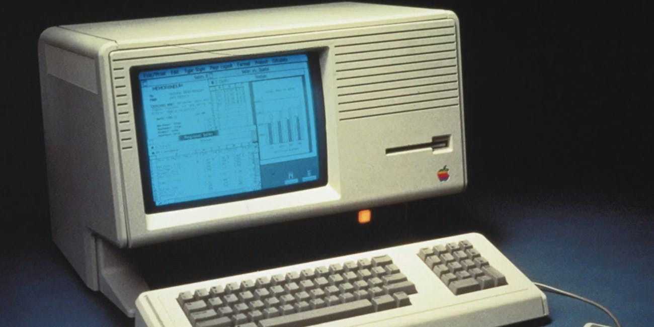 Apple Lisa Macintosh
