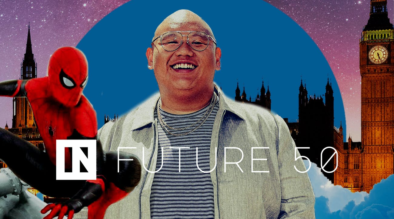 Jacob Batalon is a member of the Inverse Future 50.