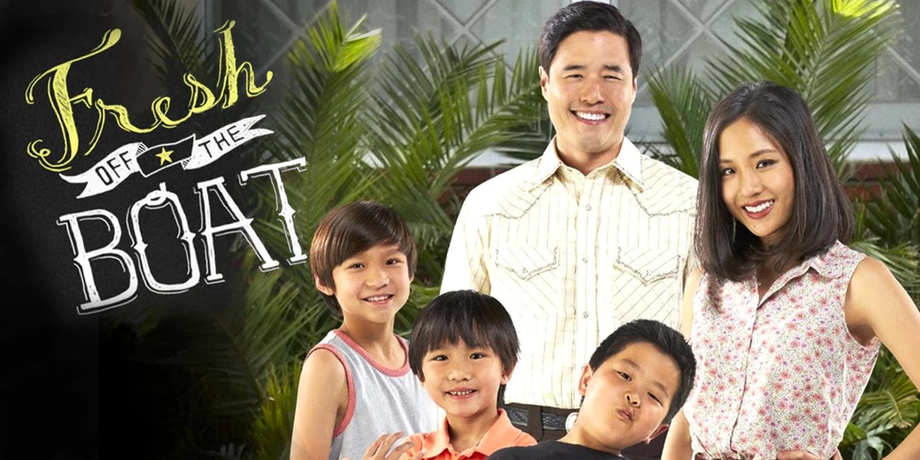 ABC's 'Fresh Off the Boat' spotlight an immigrant family's life in the U.S.