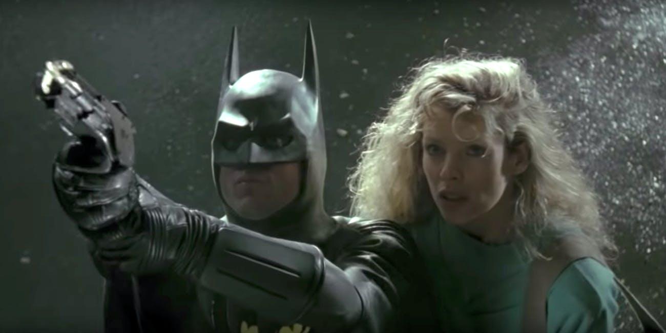 Batman Crisis on Infinite Earths