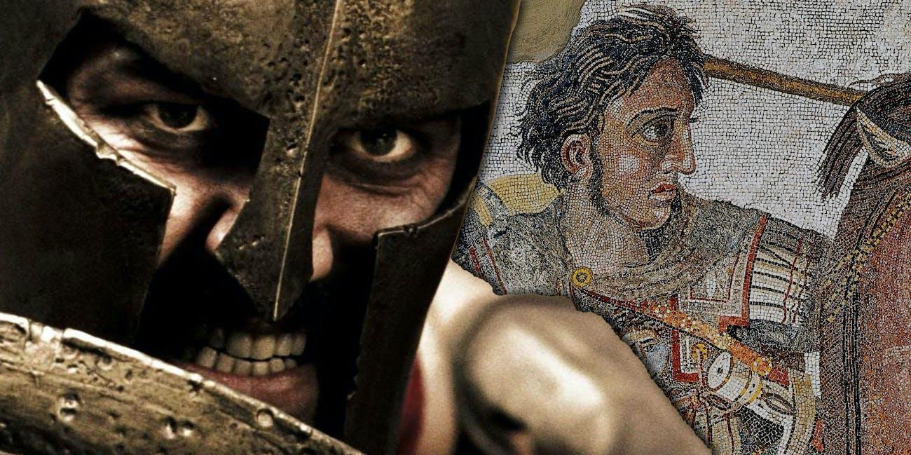 300 Sequel Alexander the Great