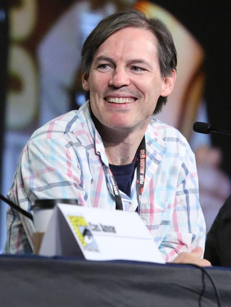 The Expanse producer Mark Fergus