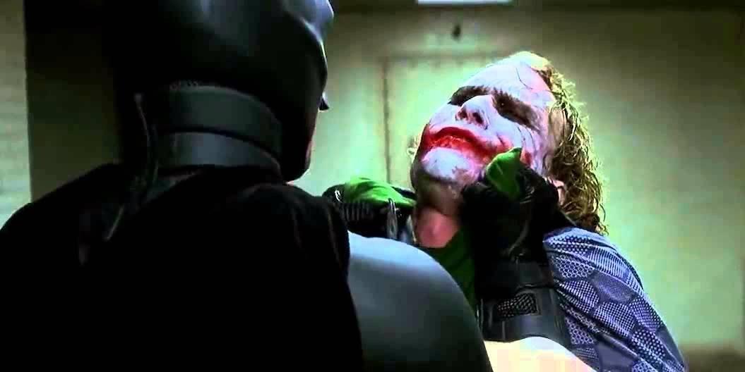 Batman Clowns Chasing