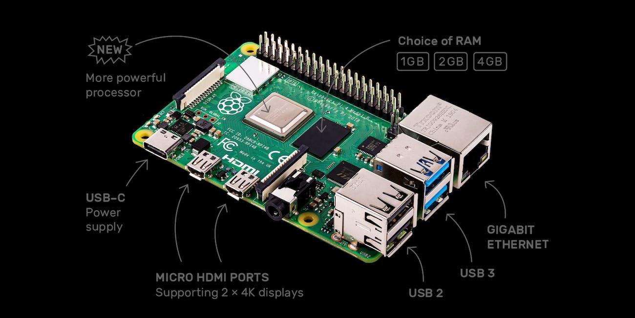 Raspberry Pi 4 Technical Specifications Raspberry Pi 4 vs Raspberry Pi 3