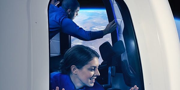 Blue Origin Won't Let You Poop During Your Trip to Space