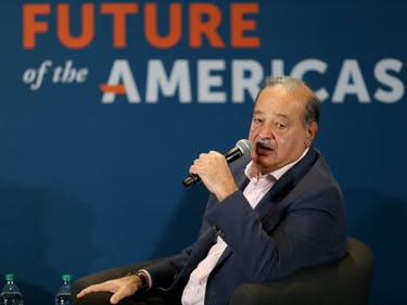 Mexican Billionaire Carlos Slim is Launching a New Electric Car
