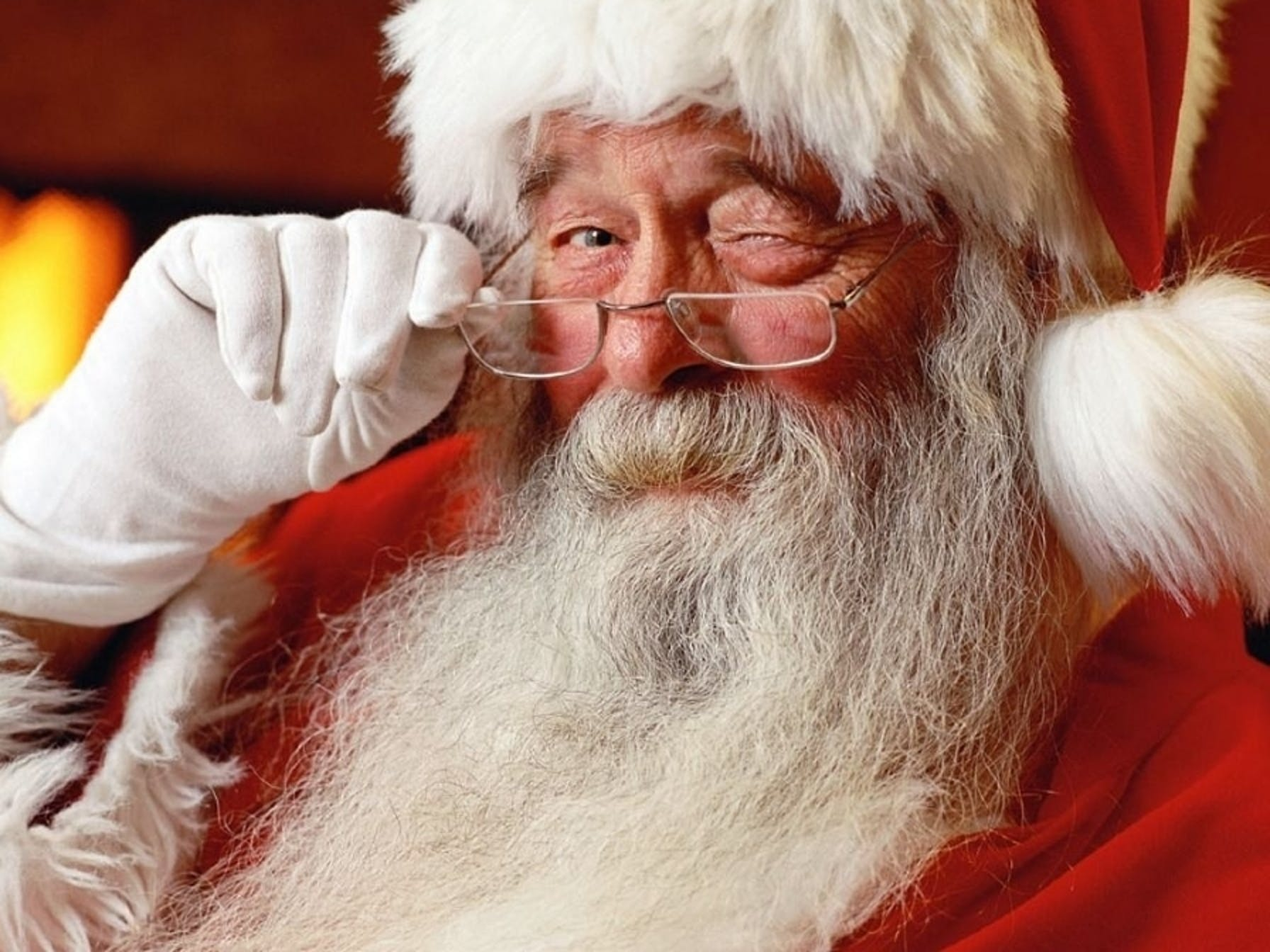 Animal Fur Clithing Porn santa claus is a real sex symbol | inverse