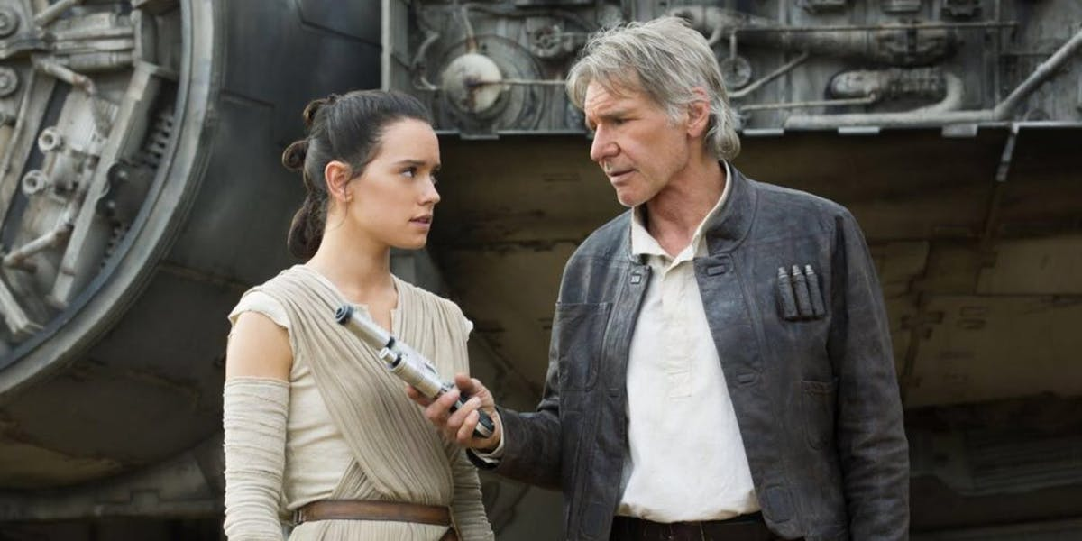 'Star Wars: Episode 9' Theory About Rey's Parents Undoes 'The La...