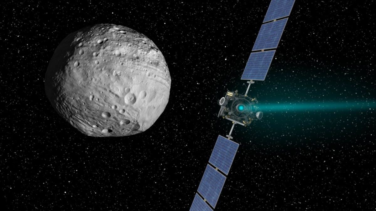 Massive 4 Vesta Asteroid Is Zooming by Earth — Here's How ...