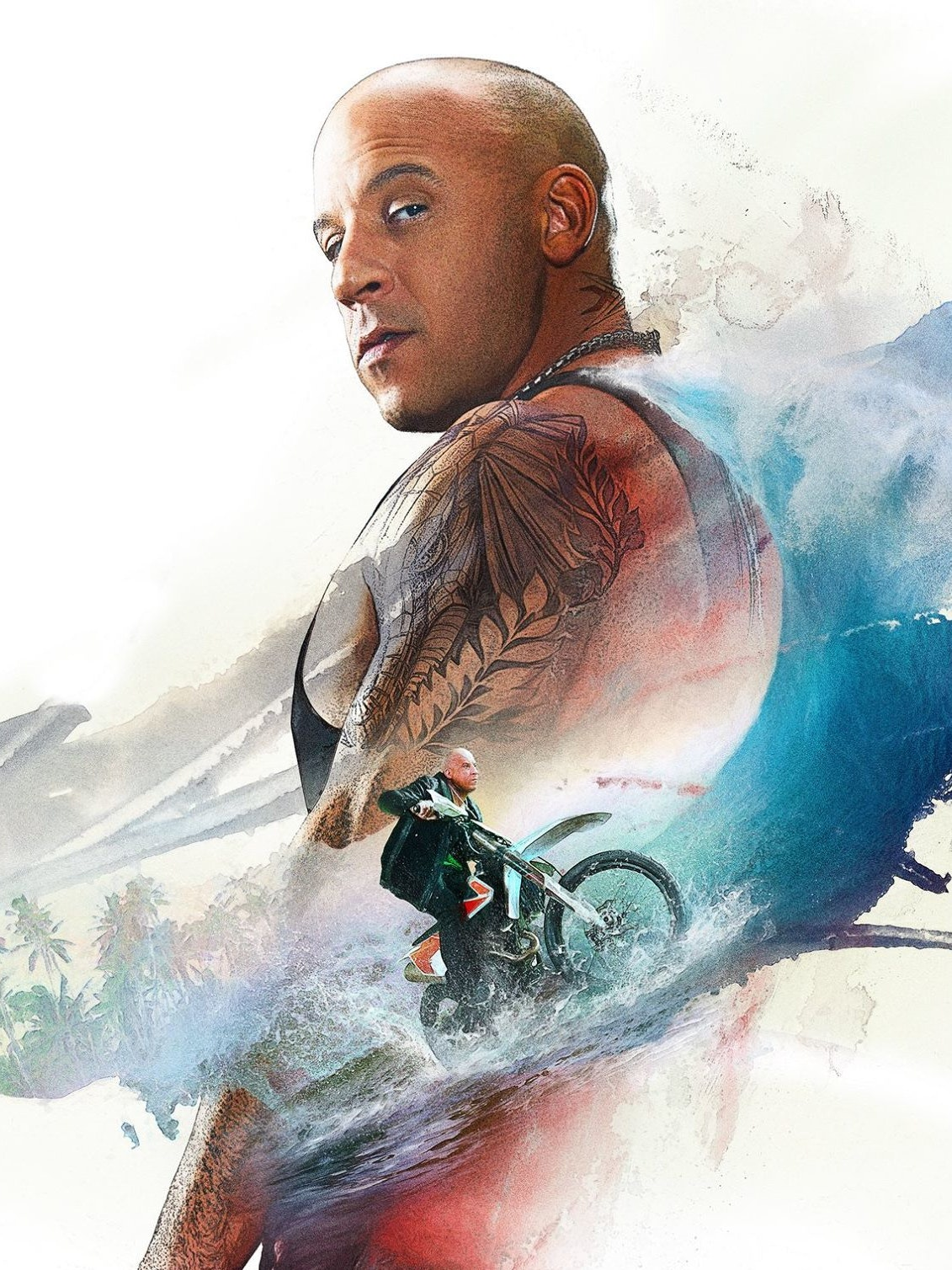 A new trailer was released for the sequel, 'xXx: Return of Xander Cage' starring Vin Diesel