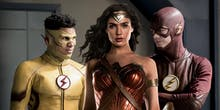 'The Flash' Hints That Wonder Woman Exists in the Arrowverse