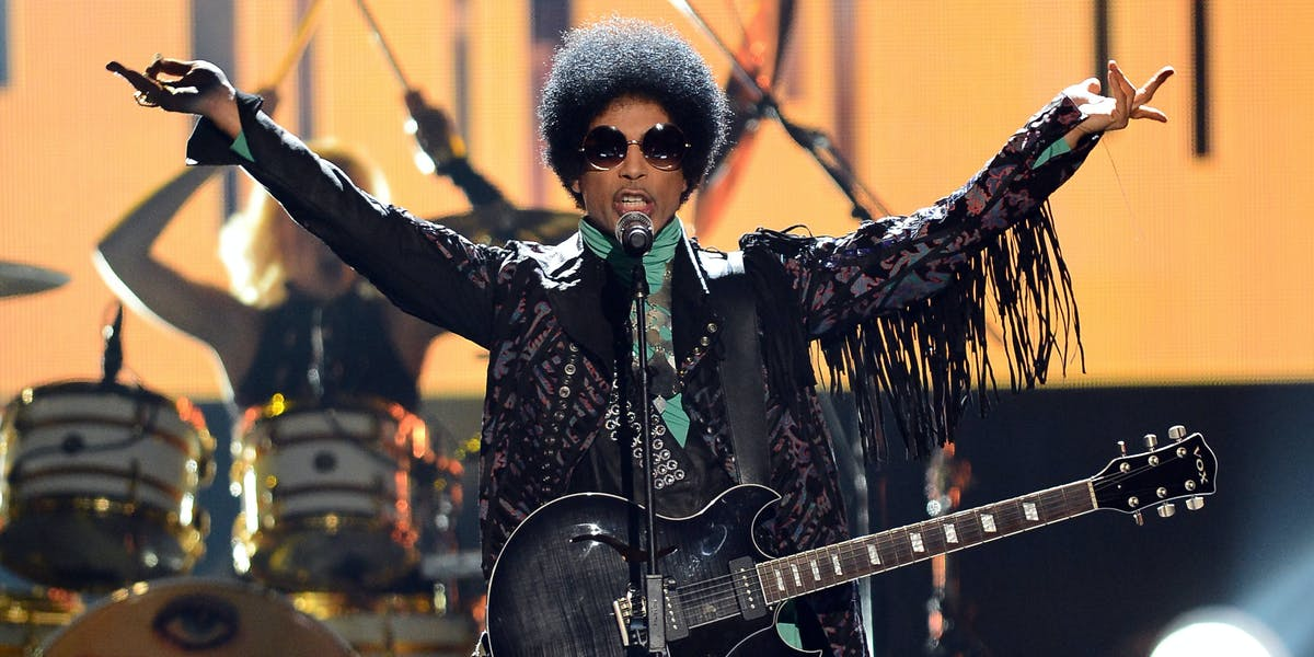 Prince passed away Thursday, April 21.