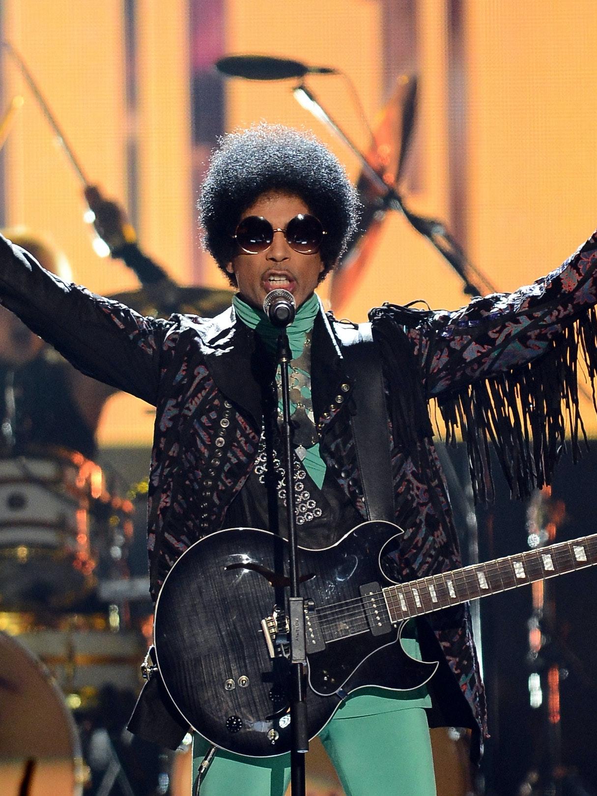 Prince passed away Thursday, April 21.