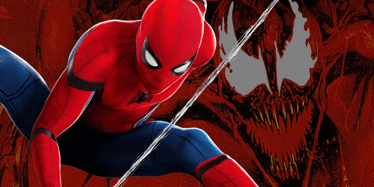 Spider-Man Maximum Carnage Venom