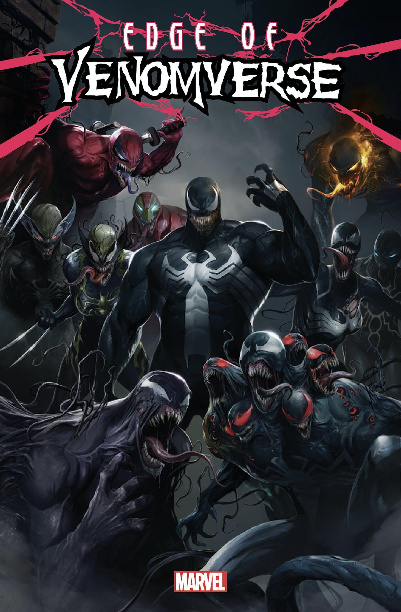 Edge of Venomverse Venom