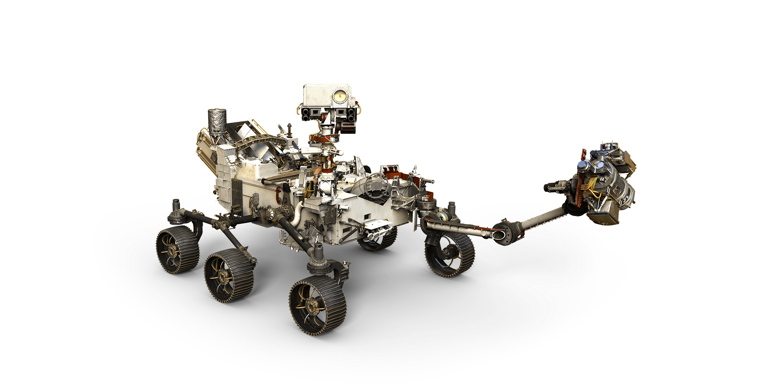 NASA Plans for Its Next Wave of Martian Robots
