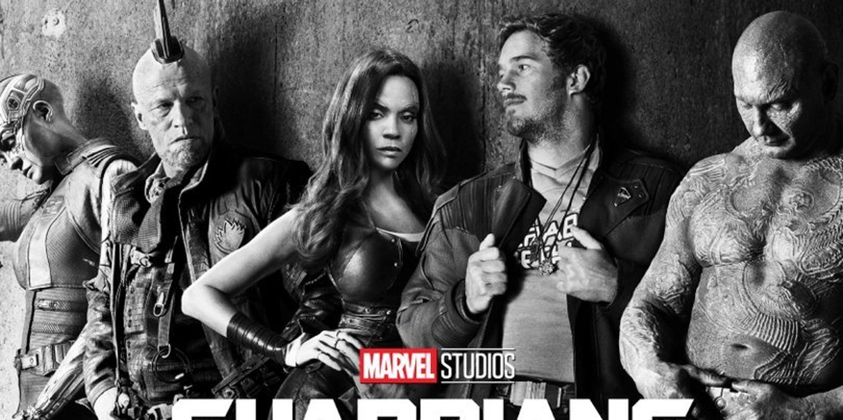 New Poster for Mavel's Guardians of the Galaxy vol. 2 posted by director James Gunn