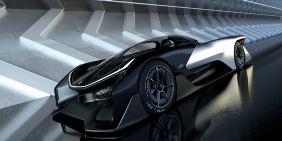Faraday Future announced a partnership with LG Chem.