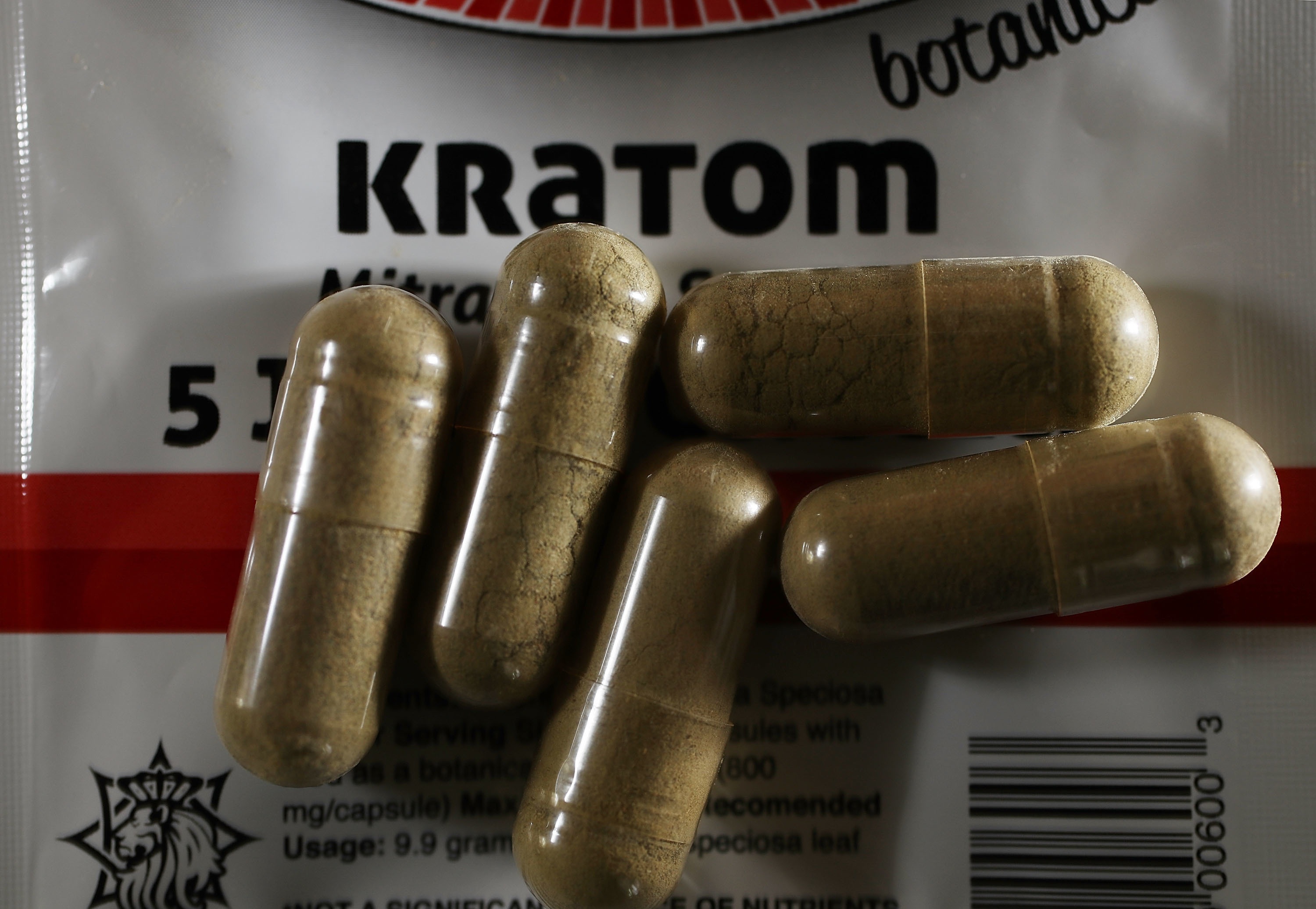 The purity and identity of kratom sold online isn't always guaranteed.