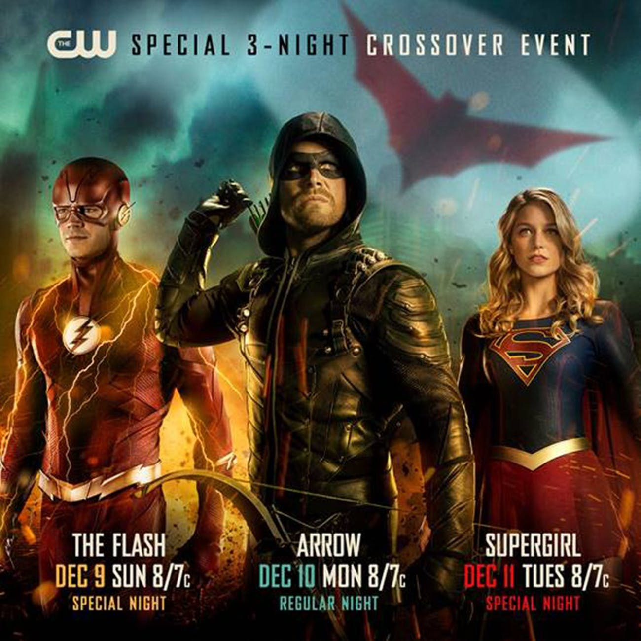 Arrowverse 2018 Crossover