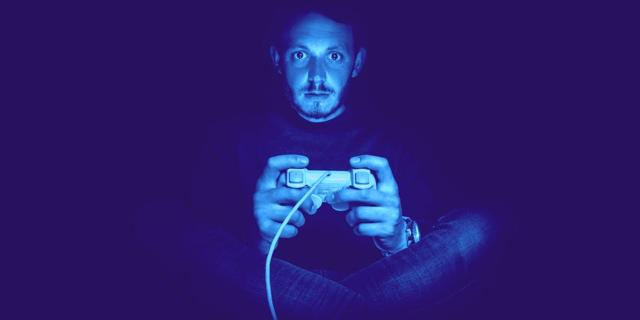 A Gamer Health Stereotype Holds True for Adults, but Not Kids or Teens