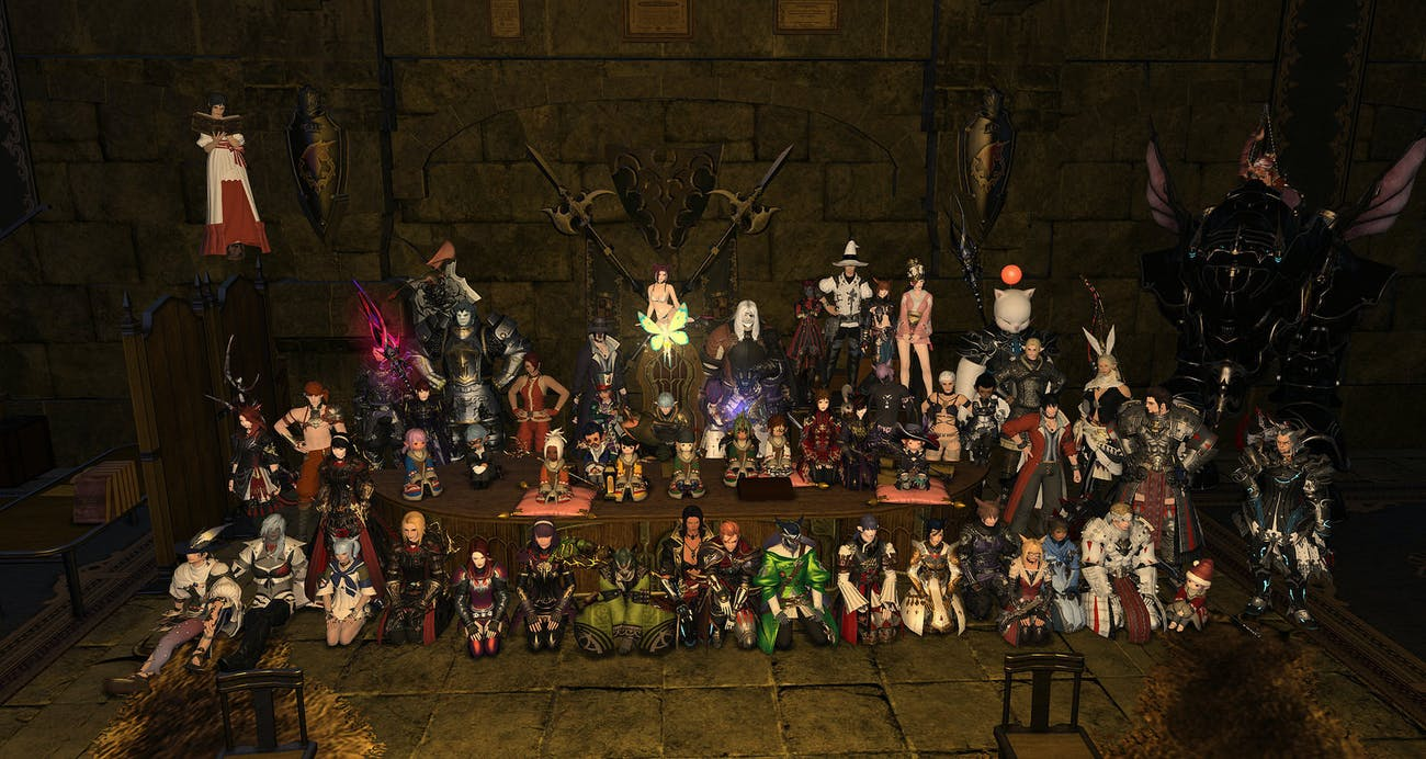 now is the best time to start final fantasy xiv inverse