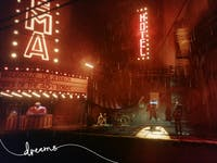 Art the Conductor, Dreams PS4