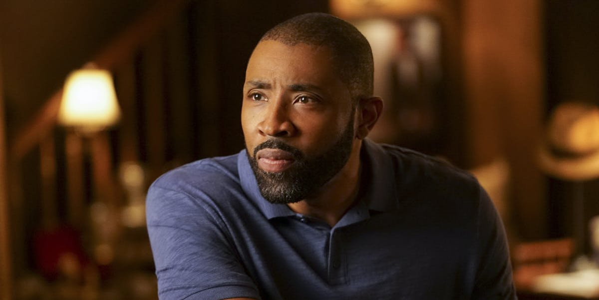 Jefferson Pierce on 'Black Lightning'