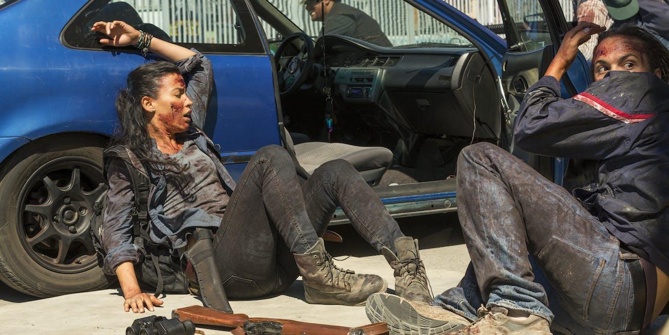 Fear the Walking Dead Season 2 Lucy