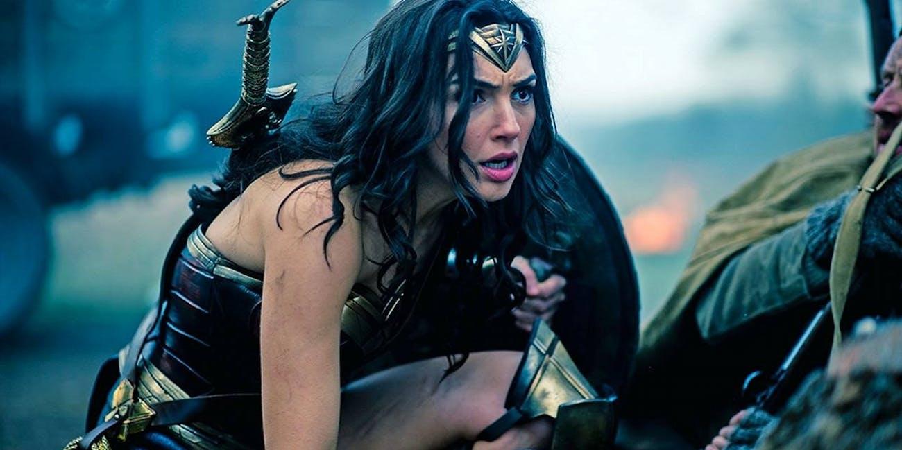 Wonder Woman feminist