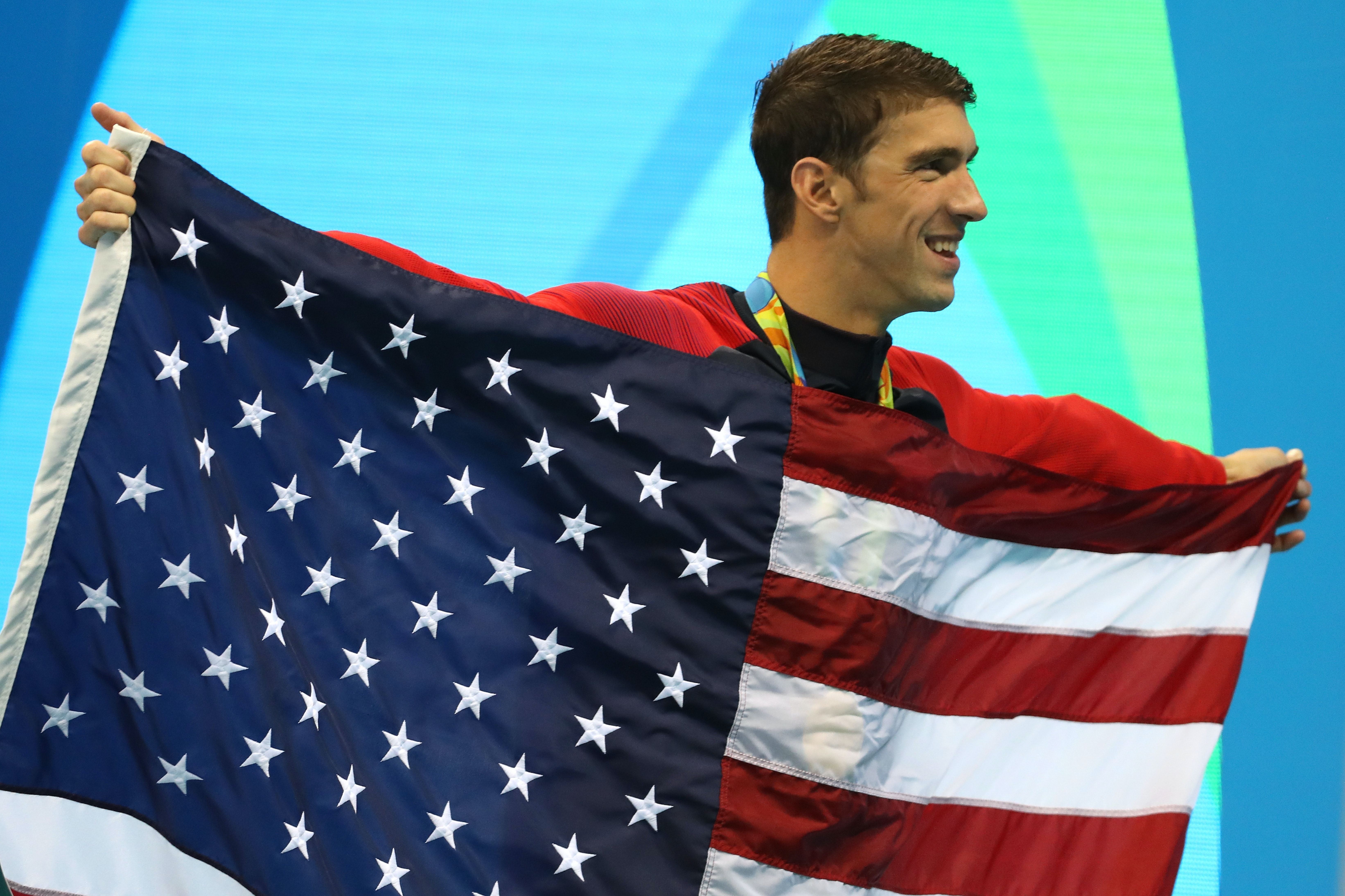 Male athletes, like Michael Phelps, are also subject to androgen testing but are less likely than women to have their gender questioned as a result.