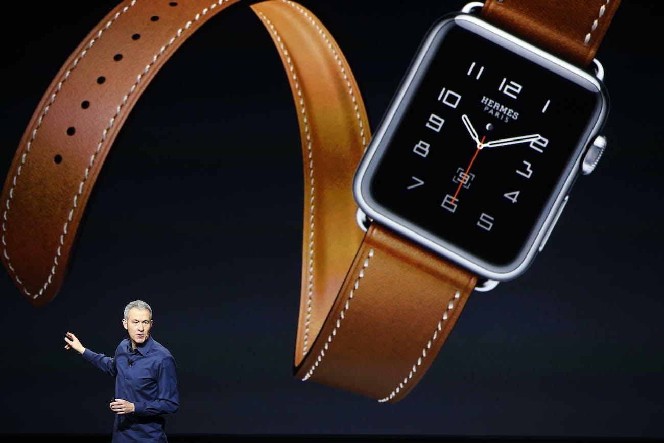 Apple Watch.