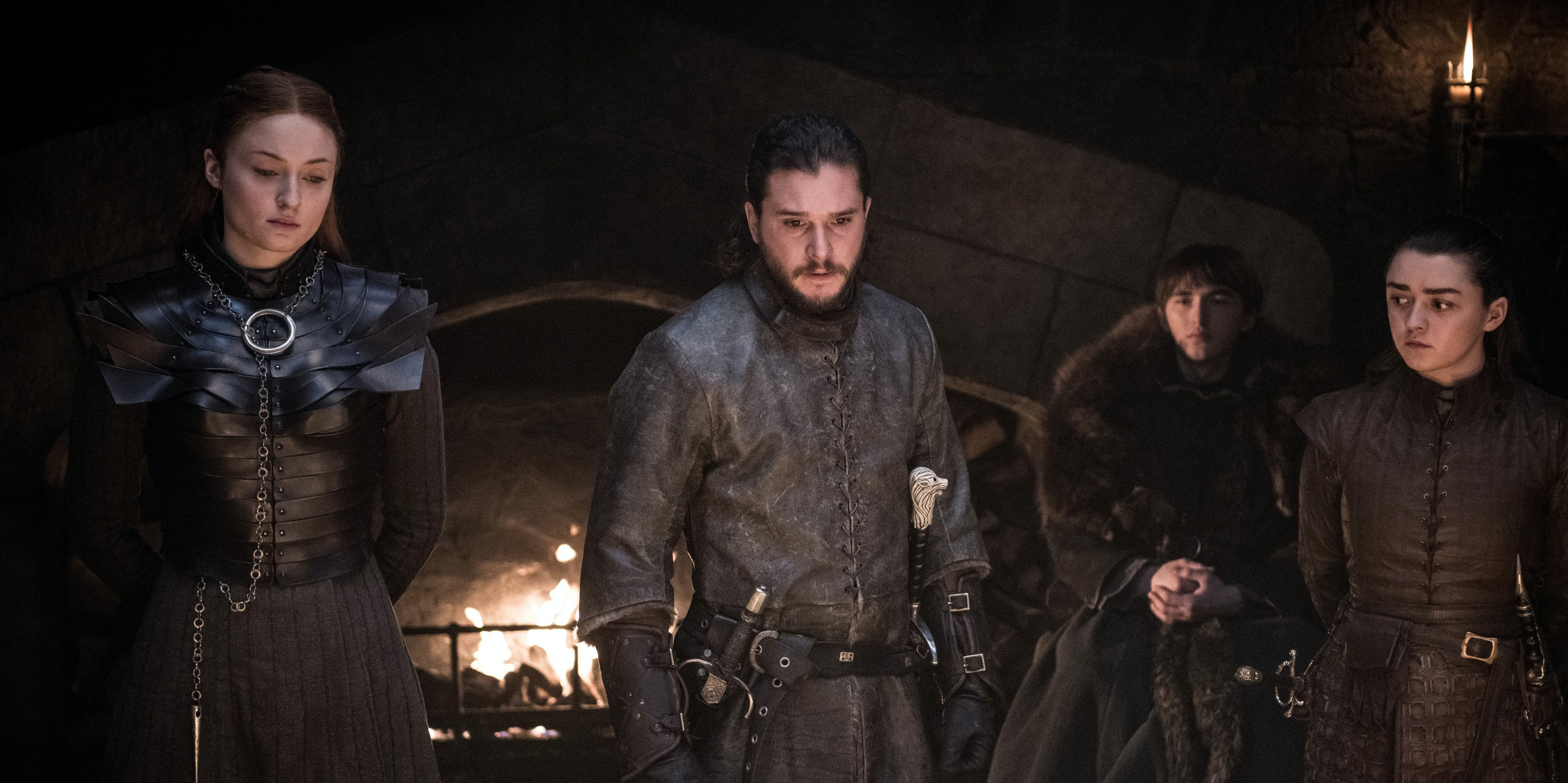 'Game of Thrones' Season 8 Episode 3 Preview Teases the Night King's Plan
