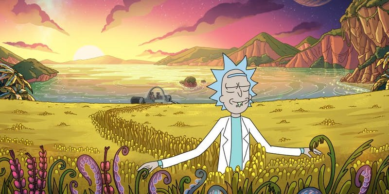 Rick and Morty-Dungeons & Dragons' Adventure Is