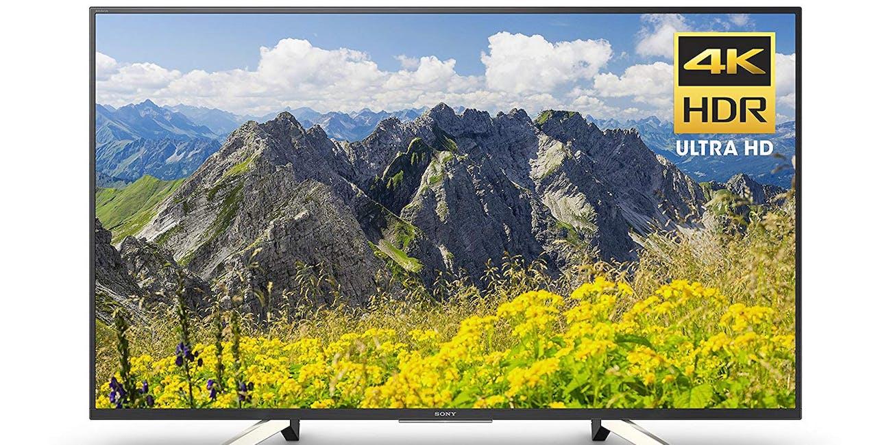 Sony KD43X750F 43-Inch 4K Ultra HD Smart LED TV