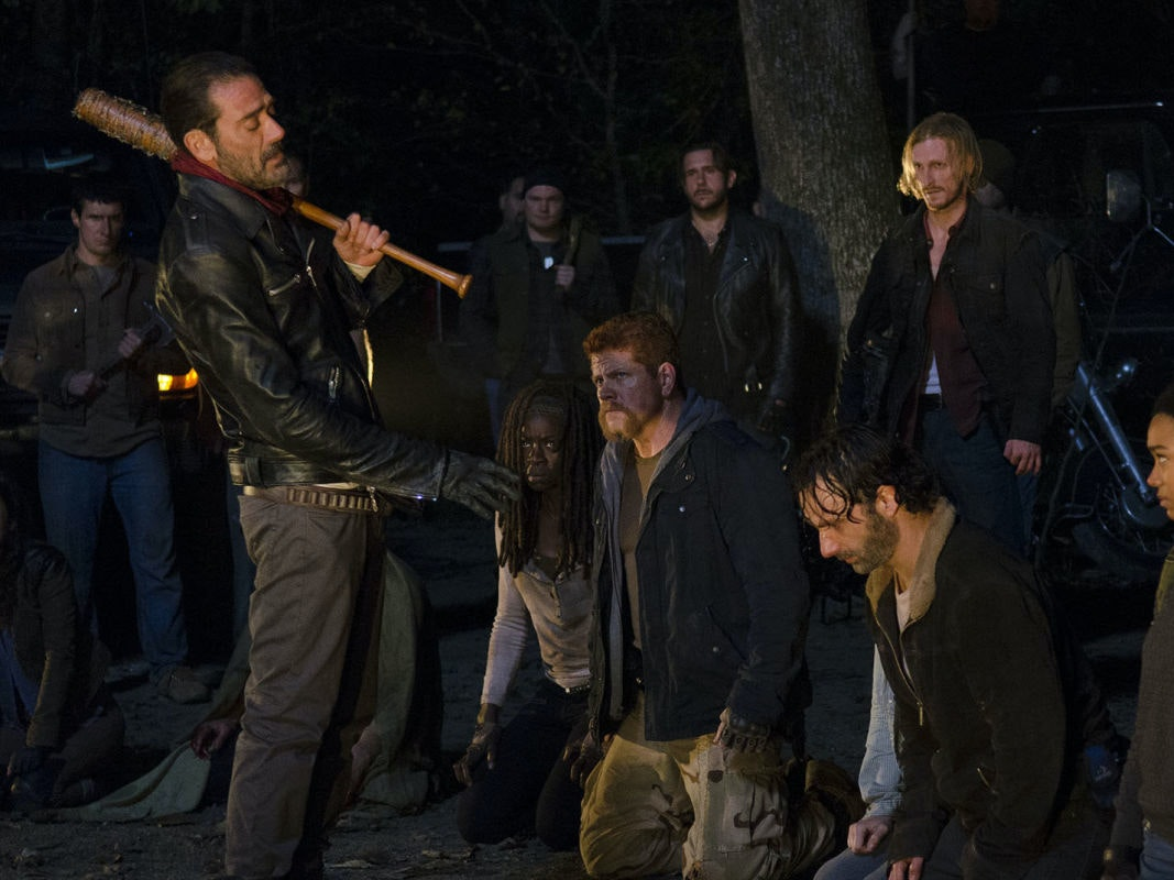Negan Killed Two in 'The Walking Dead' Season 7 Premiere