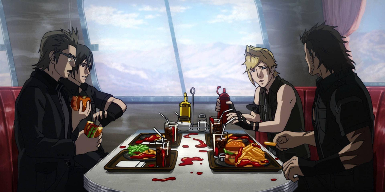 7 Highlights from 'Brotherhood: Final Fantasy XV'